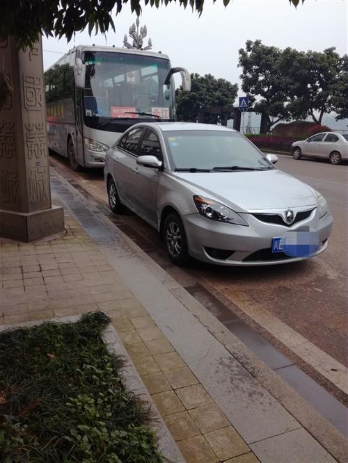 换车出售自用长安悦翔2011年7月三箱轿车合江看车