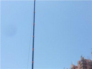 收购四通12吨吊车6米8节