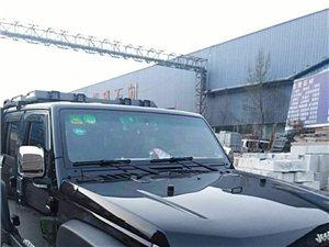 北汽BJ40L  2016款 手动四驱高配 2.0