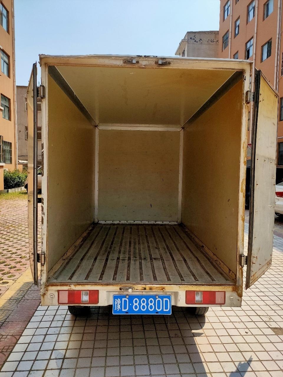 东风小型货车