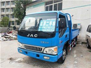 出售2013年上牌江淮駿鈴3.85米排半
