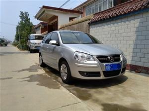 上海大众polo  09款  1.4 L 手动
