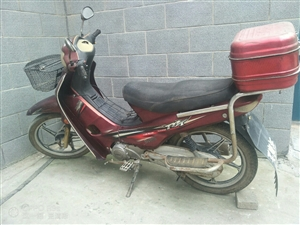 出售轻骑雅马哈弯梁助力摩托车