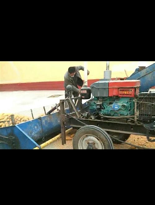 維坊拖拉機單杠三零電起動