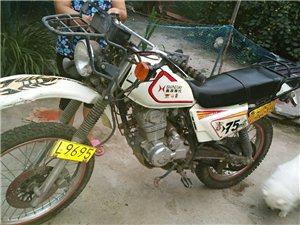 山地越野摩托車