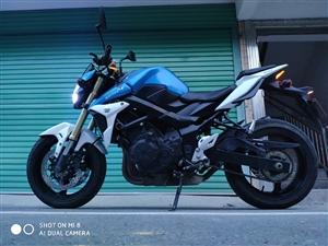 铃木GSR750