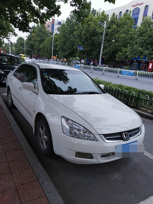 本田雅閣一手私家車