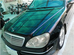 極品s600,個人車,車況完美,內飾0磨損