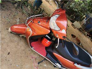五羊水冷摩托车一台