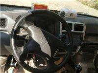 二手微卡,长安双排小货车 13年的,带空调,五万公