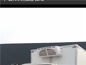 求购二手车冷藏车
