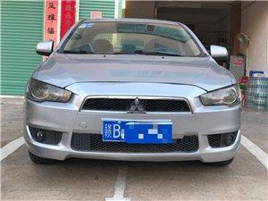 低价出售2010年的三菱翼神自动挡