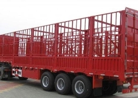 出售半挂车斗13米高栏手续齐全价格3.2万元面议