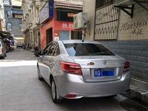 丰田威驰18款1.5自动