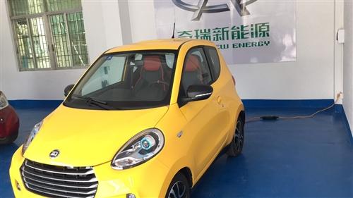知豆電動車