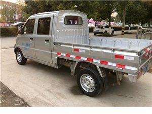 求购二手五菱、长安双排小货车