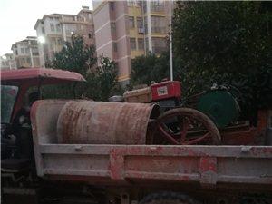 工程3輪車和機器