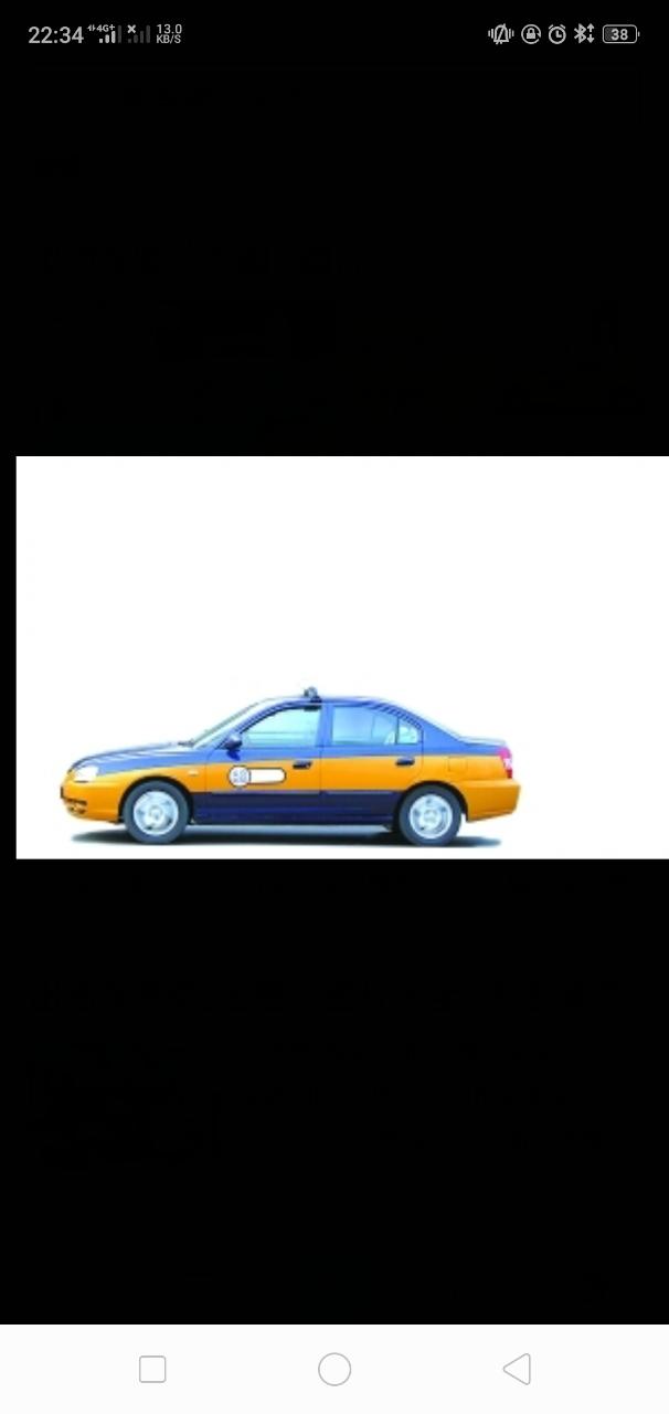 求购出租车