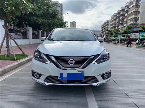 备案车备案车,2017年日产轩逸,1.6L自动