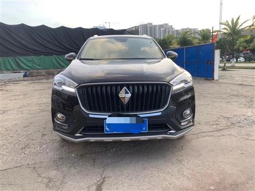 2017年 宝沃BX7 两驱豪华版