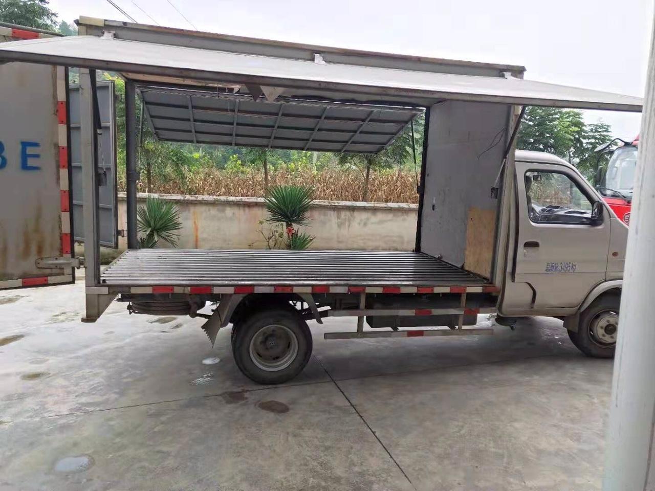 长安单排货车