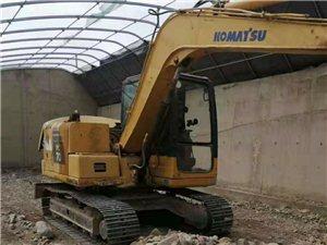 小松   2011款70挖机