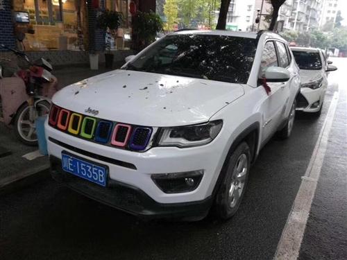 精品二手jeep