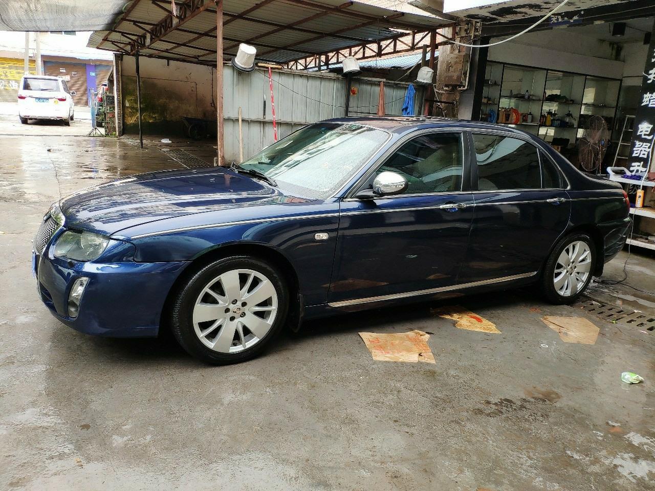 荣威750,2.5L,贵雅版