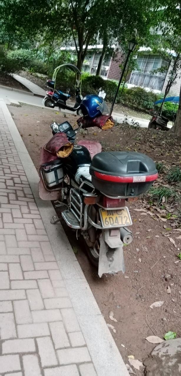 二手摩托,便宜处理