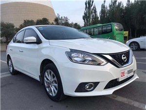 日产新轩逸2016自动1.6L
