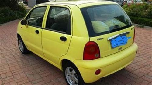 出售奇瑞QQ308,08年車,里程53500
