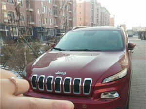 Jeep純進口自由光  個人用車 車販子勿擾