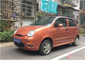 奇瑞QQ代步车