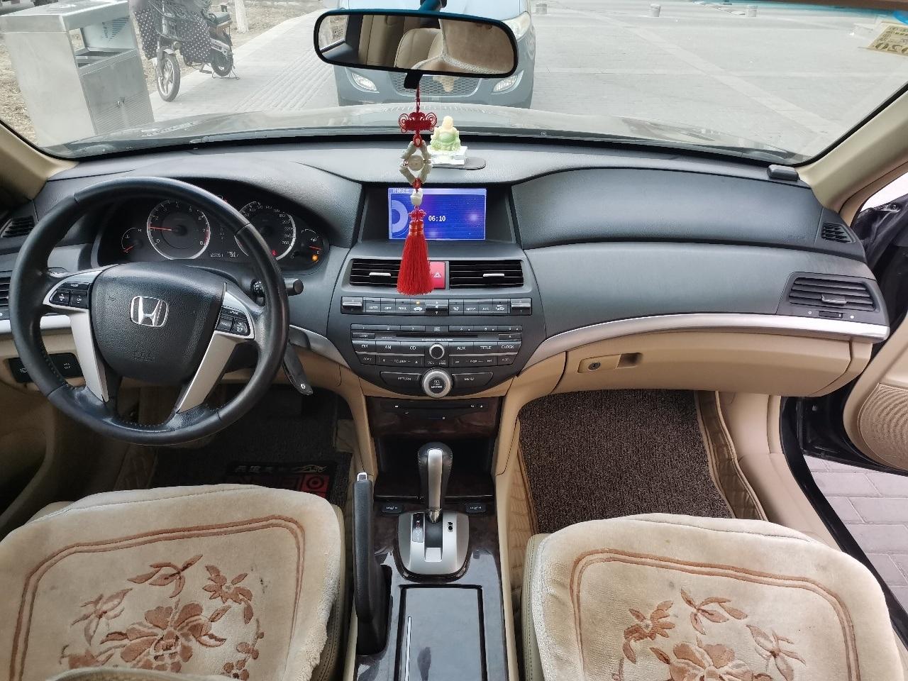 本田雅阁2008款 2.4豪华版