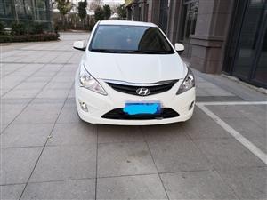 北京现代瑞纳三箱 13款1.4L手动挡中配舒适型