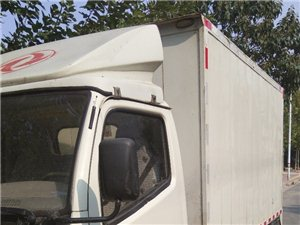 轻卡箱货车况好。带保险省油。无任何事故。