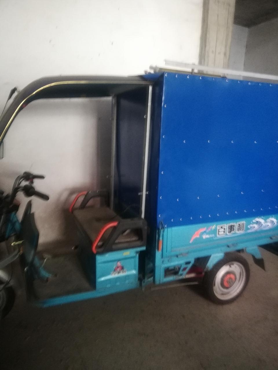 电动三轮车低价出售