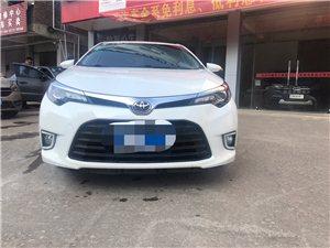 出售丰田雷凌1.6L