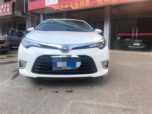 出售豐田雷凌1.6L