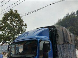藍牌江淮帥鈴4米2高欄