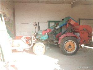 脱玉米机器