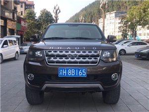 2017款黄海N2  2.8T柴油四驱