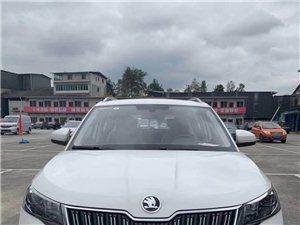 2018款斯柯达可米克1.5L**车