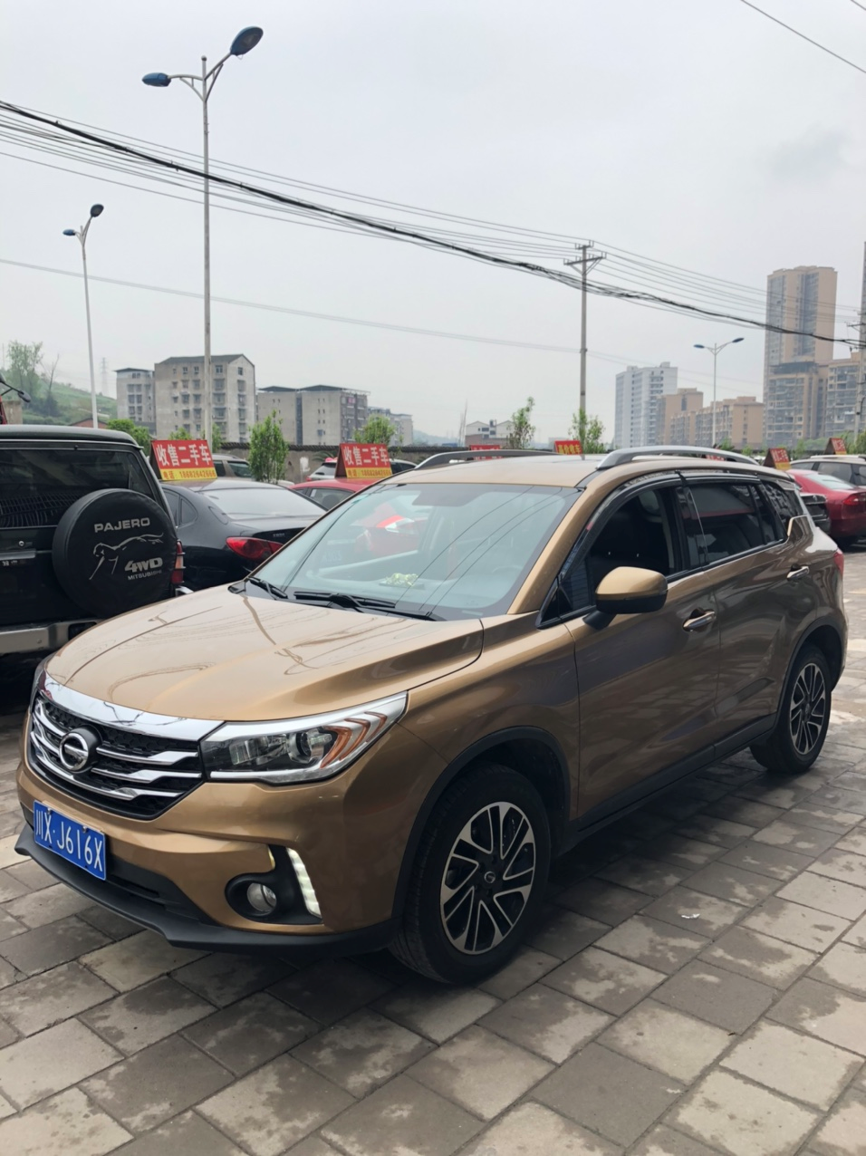 广汽传奇GS4