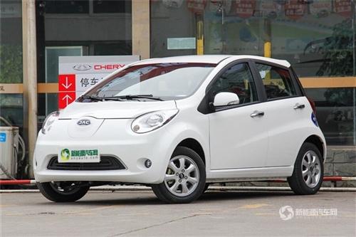 用老年代步車的價格來擁有一臺真正的新能源汽車機會來了?????? 江淮新能源iEV6E兩臺現車,本...