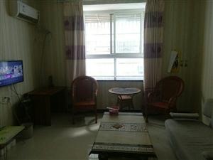 明珠南羚锐小区一室一厅拎包即住