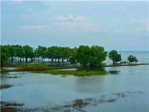 美��石臼湖