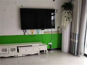 香榭水郡精装复式四室两厅1800元