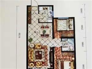 西美小区2室2厅1卫55万元