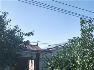 �冶坶L城�S草�I�r家宅院房屋出售,��5��地。